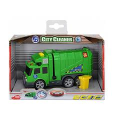 Игрушечные машинки и техника «Dickie Toys» (3413572) уборщик улиц, 15 см, фото 2