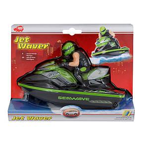 Игрушечные машинки и техника «Dickie Toys» (7266808) скутер, 22 см (зелёный), фото 2