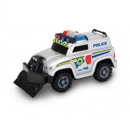 """Полицейский автомобиль """"Rescue Car"""" со щитом, 15 см «Dickie Toys» (3302001)"""