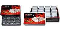 Разжигатели огня Czechowice парафиновые в картонной упаковке блистер 12 шт.