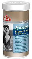 Вітаміни 8 в 1 Бреверс (Brewers Yeast) для великих собак 80 табл.