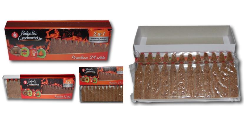 Спички длительного горения Czechowice в картонной упаковке 12 шт.