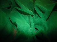 Стрейч сетка зеленая