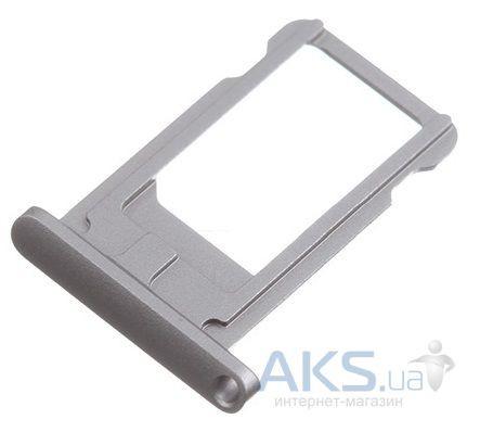 Держатель SIM-карты для планшета Apple iPad 5 Air / iPad Mini 2 Retina Silver - интернет-магазин BUMEKS.com.ua в Киеве