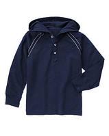 Худи-пуловер для мальчика Хлопок 100% Gymboree (США)