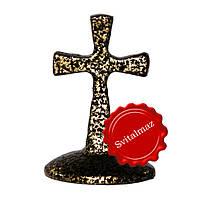 Крестик на гранитную лампаду, церквушку.