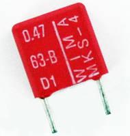 Конденсатор пленочный 0.47uF 63V 10%