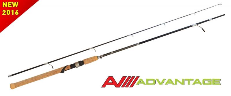 Спиннинг Advantage 15-40g 2.10m