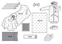 Комплект для артроскопии №3Б Славна