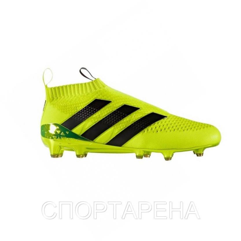 5587fa96 Профессиональные футбольные бутсы adidas ACE 16+ Purecontrol FG AQ3805