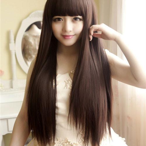 Волосы для наращивания синтетические