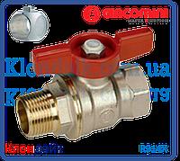 Полнопроходные шаровые клапаны DADO 1