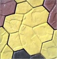 Плитка тротуарная ФЭМ «Каменный цветок»