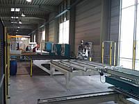Сварочно-зачистная линия KMW A4PH-3828-2,0