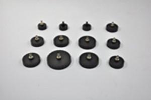 Набор переходников для установки замены тормозной жидкости 003491
