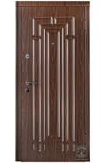Входные металлические двери коллекции Оптима