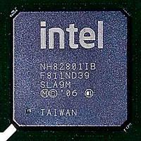Микросхема Intel NH82801IB SLA9M