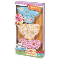 Набор Многоразовых Подгузников для Куклы Lalaloopsy Babies MGA 530466, фото 1