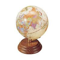 Глобус на деревянной подставке BESTAR 0909 красное дерево (0909WPM)