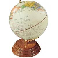 Глобус на деревянной подставке BESTAR 0909 орех (0909WPN)