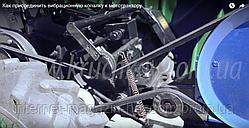 Комплект шкивов дополнительный для мототрактора (с гидравликой) Премиум