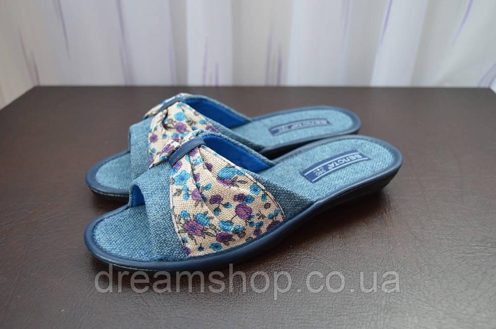 861b2ea77 Женские летние тапочки джинс Белста - Интернет-магазин Dream в Тернопольской  области