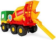 Middle truck бетонозмішувач