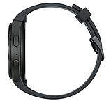 Силіконовий ремінець Primo для годин Samsung Gear S2 Sports SM-R720 / SM-R730 Black, фото 3