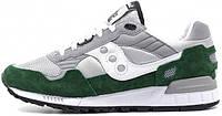 Мужские кроссовки Saucony Shadow 5000 OG 'Premium Pack' Gray/Green, саукони