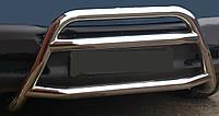Защита переднего бампера (кенгурятник)  Ford Transit 1995-2000