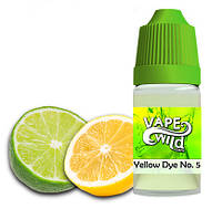 Yellow Dye No. 5 - 3 мг/мл [Vape Wild (USA), MAX VG, 30 мл]