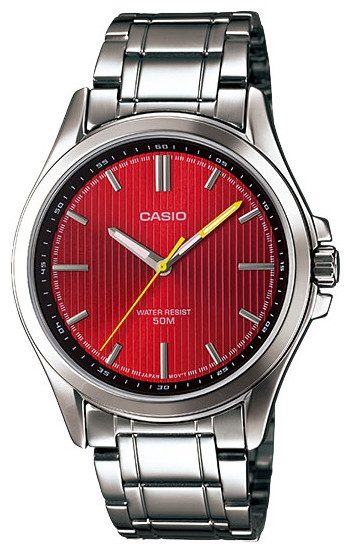 Мужские часы Casio MTP-E104D-4AVDF