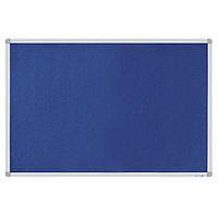 Доска текстильная BUROMAX 60x90см алюминиевая рамка (BM.0019)