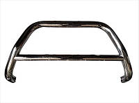 Защита переднего бампера (кенгурятник)  Mazda CX-5 2012+