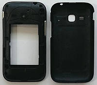Корпус High Copy к мобильному телефону Samsung C3312 чёрный full