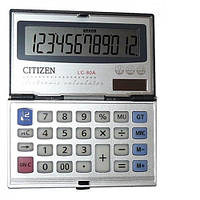 Калькулятор карманный CITIZEN LC-80A