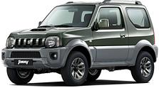 Тюнинг , обвес на Suzuki Jimny