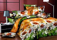 Полуторный комплект постельного белья Стелла