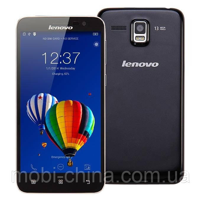 Смартфон Lenovo A8  A806 Octa core 16GB Black
