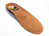 Sunbed Cork ортопедическая корковая стелька, текстильное покрытие