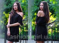 Платье-сарафан женское летнее короткое Прошва