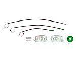 Ремкомплект стеклоподъемника FORD FUSION (2/3 дверная) 2002-2012 передняя левая/правая дв