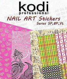 Nail Art (YL,SP,BP) Kodi