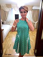 Платье женское 107 рем размеры с 42 по 52