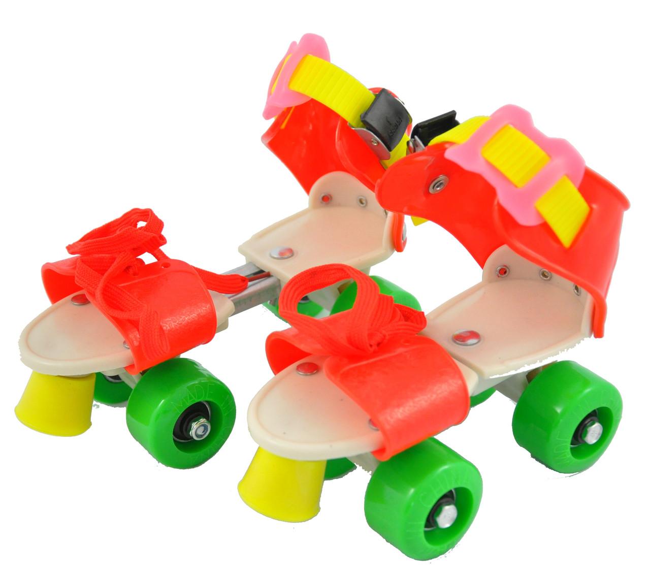 7efc09e364f93b Ковзани роликові розсувні на взуття, квади MS 0053 купити за 197 грн ...