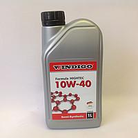 Уникальное масло полусинтетика WINDIGO Formula Hightec 10W-40 1L