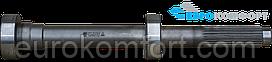 Вал главного сцепления Т-150К 172.21.034
