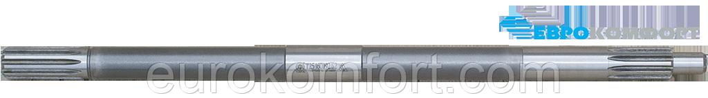 Вал главного сцепления Т-40 Т-25-1601192-Б2