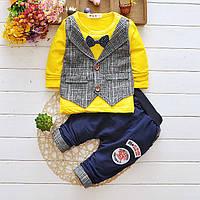 Нарядный костюм для мальчика.