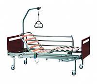 Медицинская кровать Invacare Sonata 4/C (4 секции с колесами)
